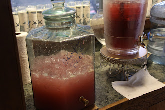 Photo: Champagne Punch and Iced Tea