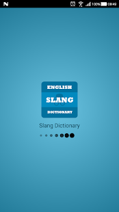 English Slang Dictionary - náhled