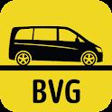 BVG BerlKönig: Ridesharing powered by ViaVan icon