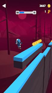 Running games: Boy Run Run Run offline game