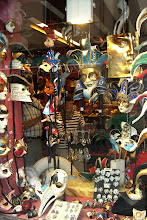 Photo: Masks are very popular in Italy