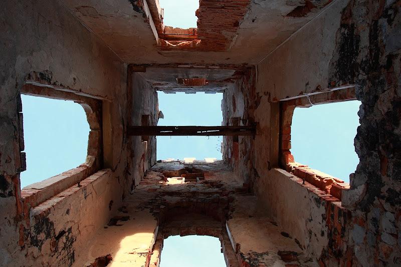 Giù dalla torre di Omen64