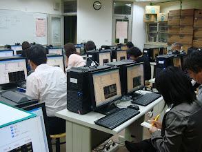 Photo: 20111031頭份(一)電腦軟體應用與實作MS Office Word與Excel002