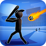 Stickman Baseball 1.2 (Mod Money)