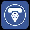 Caller ID Name Address Location : Call Blocker icon