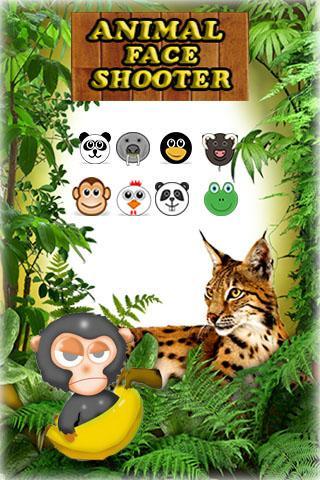 Animal Face Shooter