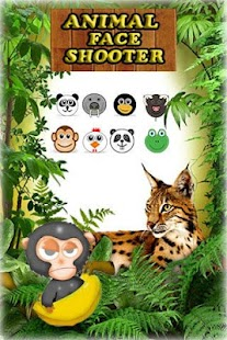 Animal Face Shooter- image