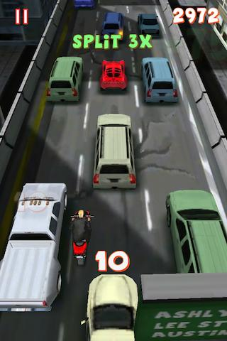 Lane Splitter screenshot 1