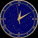 Sky Clock Wallpaper Demo icon