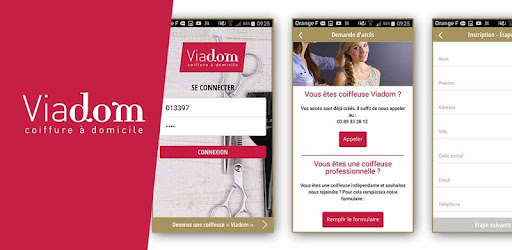 Viadom Professionnel Applications Sur Google Play