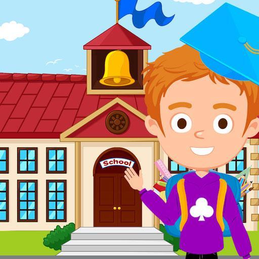 Toon Town: School