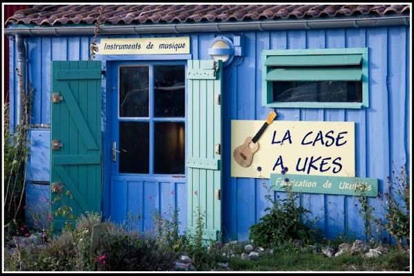 LA CASE A UKES di pinoilfino