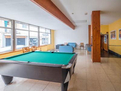 THE HOTEL - Billiards