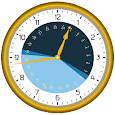 Sunday - Astronomical Clock Widget