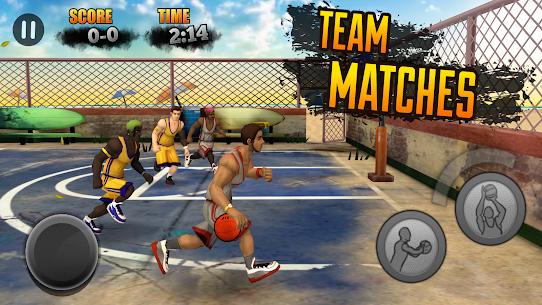 Jam League Basketball MOD Apk 1.3.9 (Unlimited Coins) 3