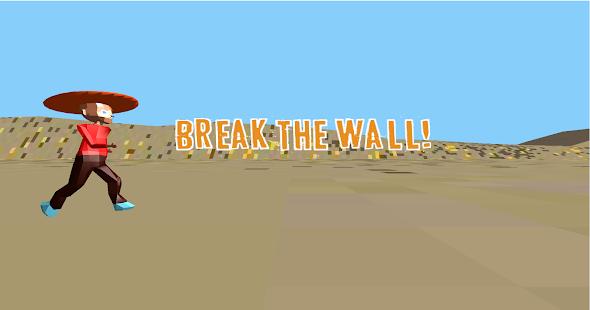 Smash donald's wall - náhled