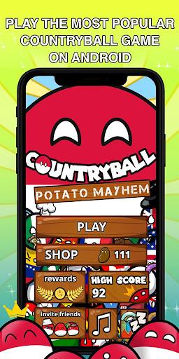 Countryball Potato Mayhem painmod.com screenshots 1