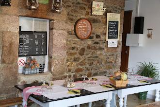Photo: Brasserie in Vauville