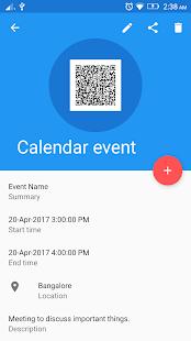 Barcode Reader & Generator screenshot