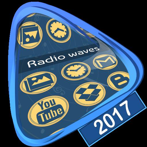 Radio waves Launcher 2017