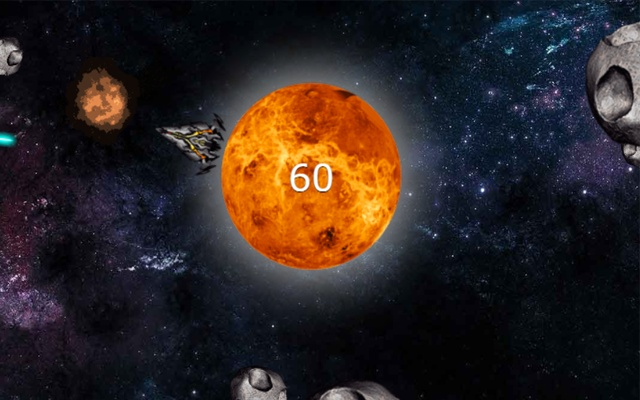 Adventure version of planetary defense