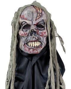 Spökmask med trasor, Zombie