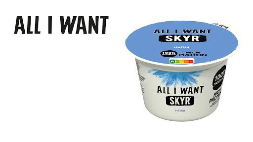Bild für Cashback-Angebot: ALL I WANT Skyr Natur - All I Want