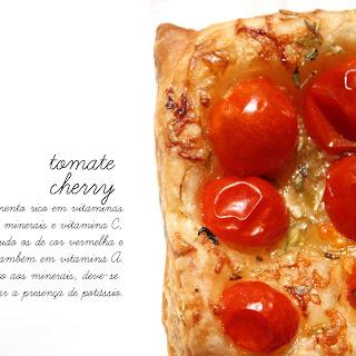 Cherry Tomato Puff Pastry Recipe