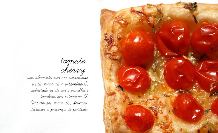 Cherry Tomato Puff Pastry