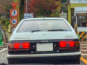 スプリンタートレノ AE86 GT-APEXのカスタム事例画像 イチDさんの2020年12月22日23:08の投稿