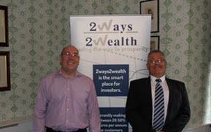 Allan Foulkes and David Best - 2ways2wealth