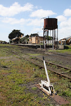 Photo: Year 2 Day 150 -  Train Station at Queenscliff