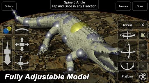 Crocodile Mannequin screenshot