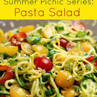 Pasta Salad :: Grain, Egg, Nut, Dairy Free