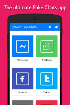 Conveo: Fake Chats