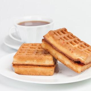 Belgian Soy Waffles