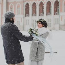Wedding photographer Taisiya-Vesna Pankratova (Yara). Photo of 20.02.2018