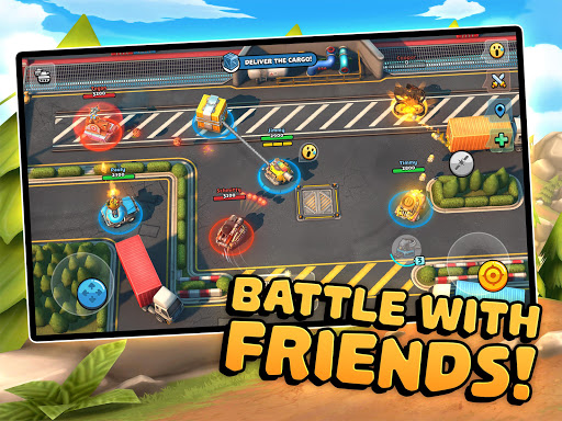 Pico Tanks: Multiplayer Mayhem 34.2.2 screenshots 8