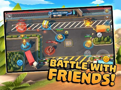 Pico Tanks: Multiplayer Mayhem Apk Download For Android and Iphone 8