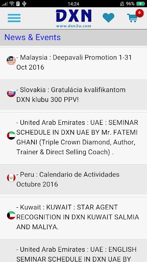 DXN APP 2.3.3 screenshots 5