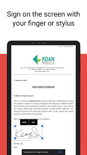 PDF Reader screenshot 12