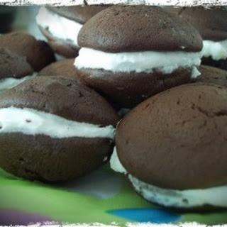 Schoko-Whoopies Mit Marshmallow-FüLlung Recipe