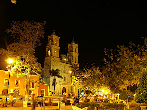 Photo: Church in Valladolid