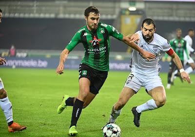 Cercle Brugge kan de voorsprong niet vasthouden en verliest zo met 1-2 in eigen huis van Eupen