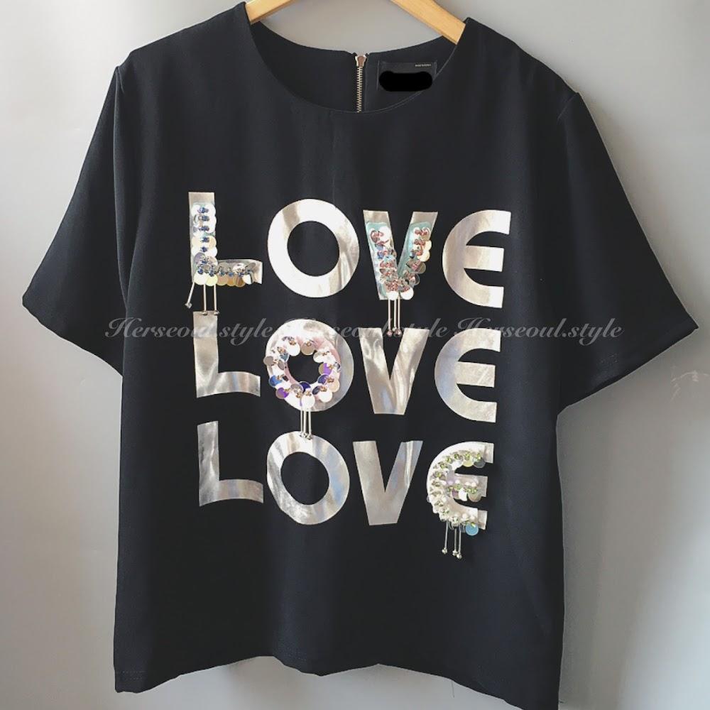 """💝""""LOVE"""" tee💝"""