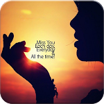 Miss You Images & Wallpaper Icon