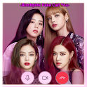 BlackPink Vidio Call - Blackpink fake Call You icon