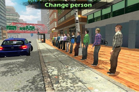 Manual gearbox Car parking MOD (Unlimited Money) 4