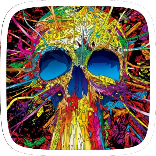 Graffiti Bones app (apk) free download for Android/PC/Windows