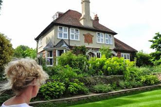 Photo: Rhs garden Wisley House